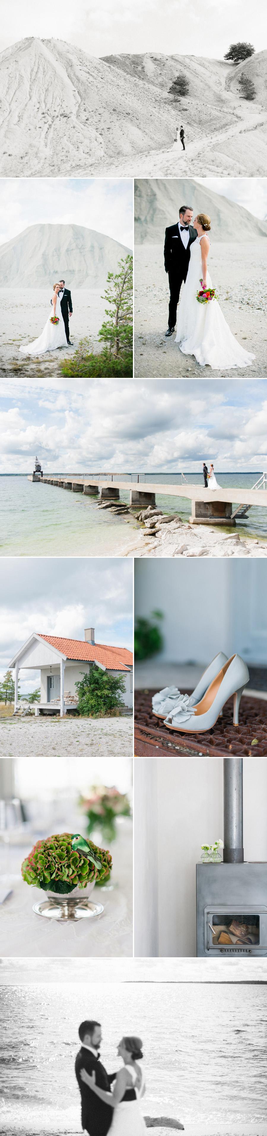 Norrehed Bröllopsfotograf Gotland