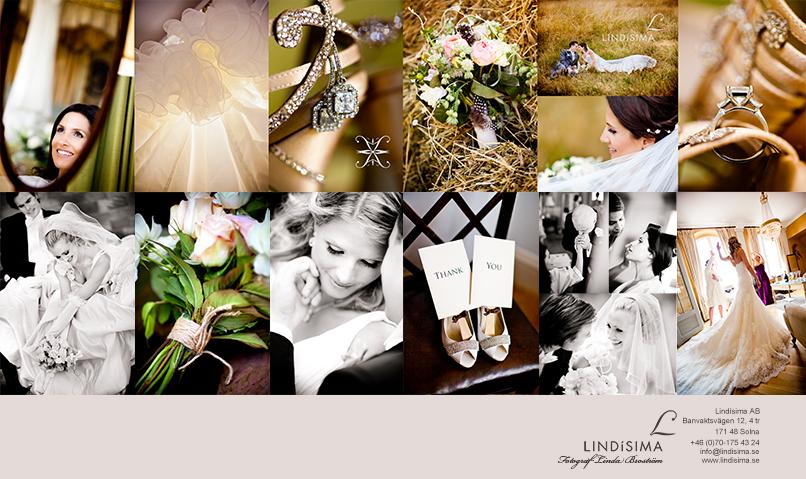 bröllopsfotograf stockholm sverige linda broström