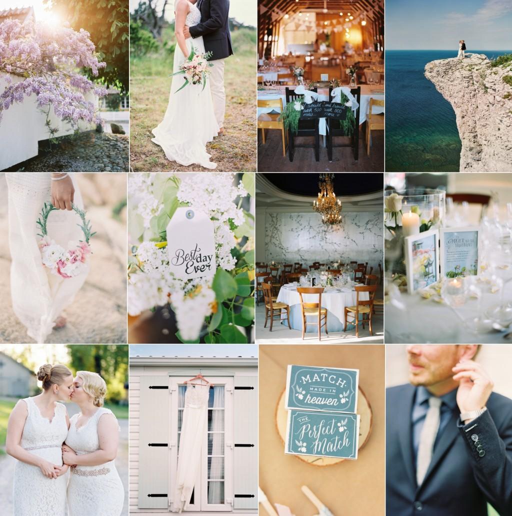 Stockholm bröllopsfotograf 2 Brides Photography