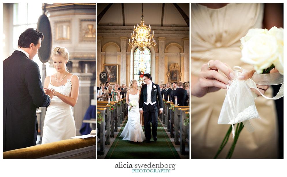 Bröllopsfotograf Alicia Swedenborg: Helena & Daniel's Vaxholmsbröllop 6