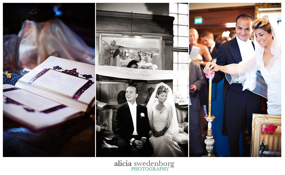 Bröllop på Villa Pauli, Stockholm - bröllopsfotograf Alicia Swedenborg 7