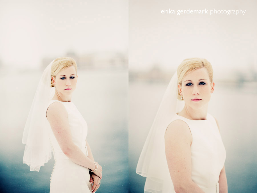 Winter wedding in Stockholm - Erika Gerdemark Photography 1
