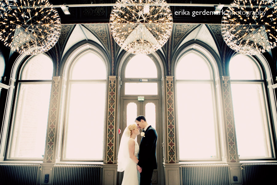 Winter wedding in Stockholm - Erika Gerdemark Photography 2