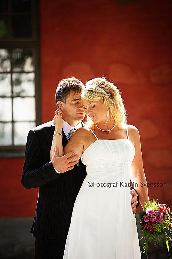 bröllopsbild Karin och Naim