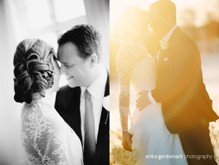 Bröllopsfotografering i vinterlanskap Stockholm - Erika Gerdemark Photography 5