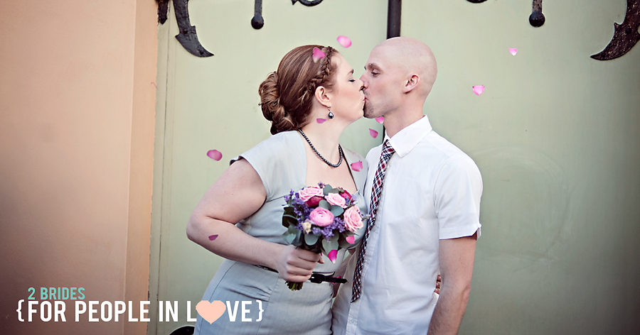 Bröllop, Duvbo Kyrka 11 mars 2011 17