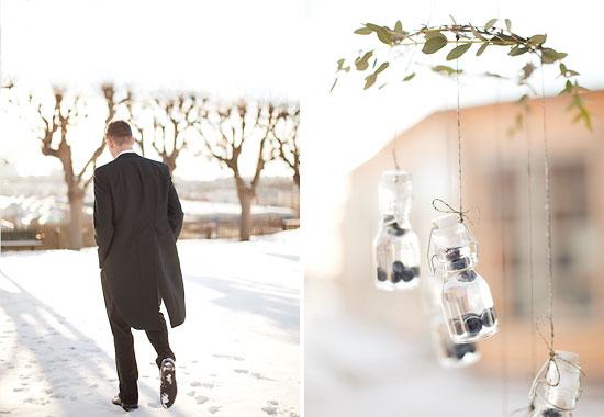 vinterbröllop med bröllopskläningar från Lova Weddings - Alicia Swedenborg 17