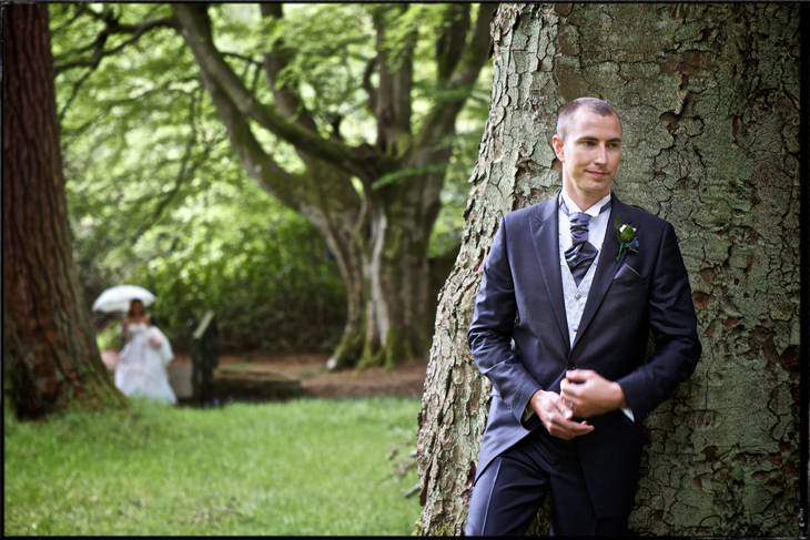 The day the wedding reporter tied the knot 6