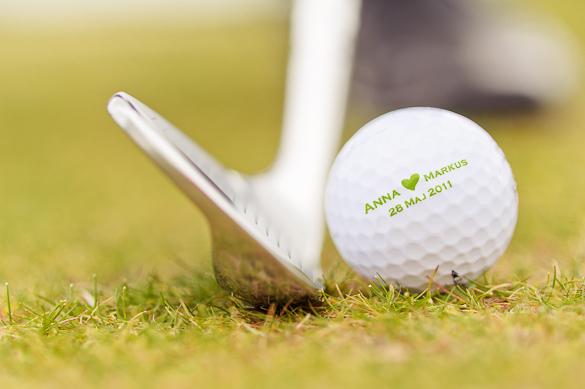 Golfbröllop! 1