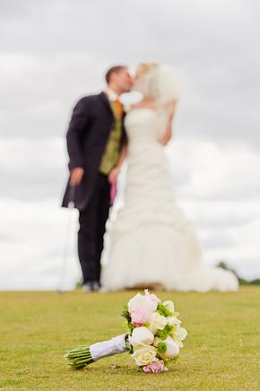 Golfbröllop! 12