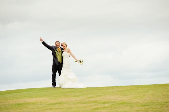 Golfbröllop! 10