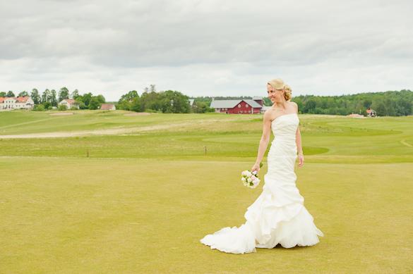 Golfbröllop! 8