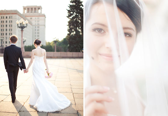 Constantine & Olga, Moskva Ryssland - bröllopsfotograf Alicia Swedenborg 1