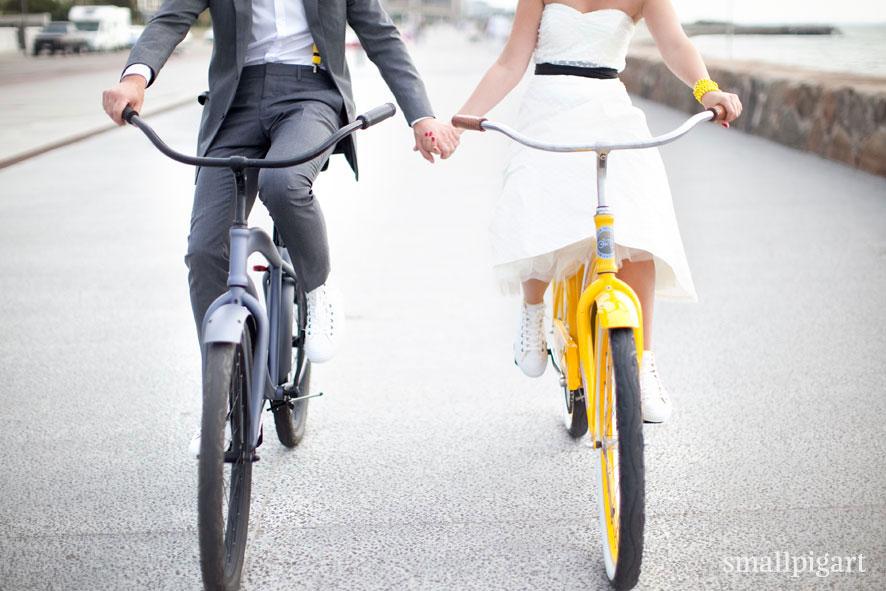 Bröllop i Helsingborg smallpigart 1