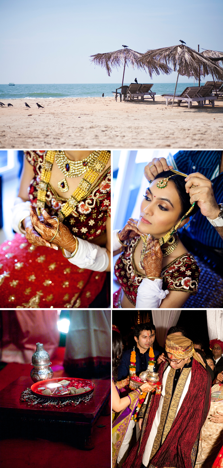 Bröllop i Indien av svensk fotograf 8