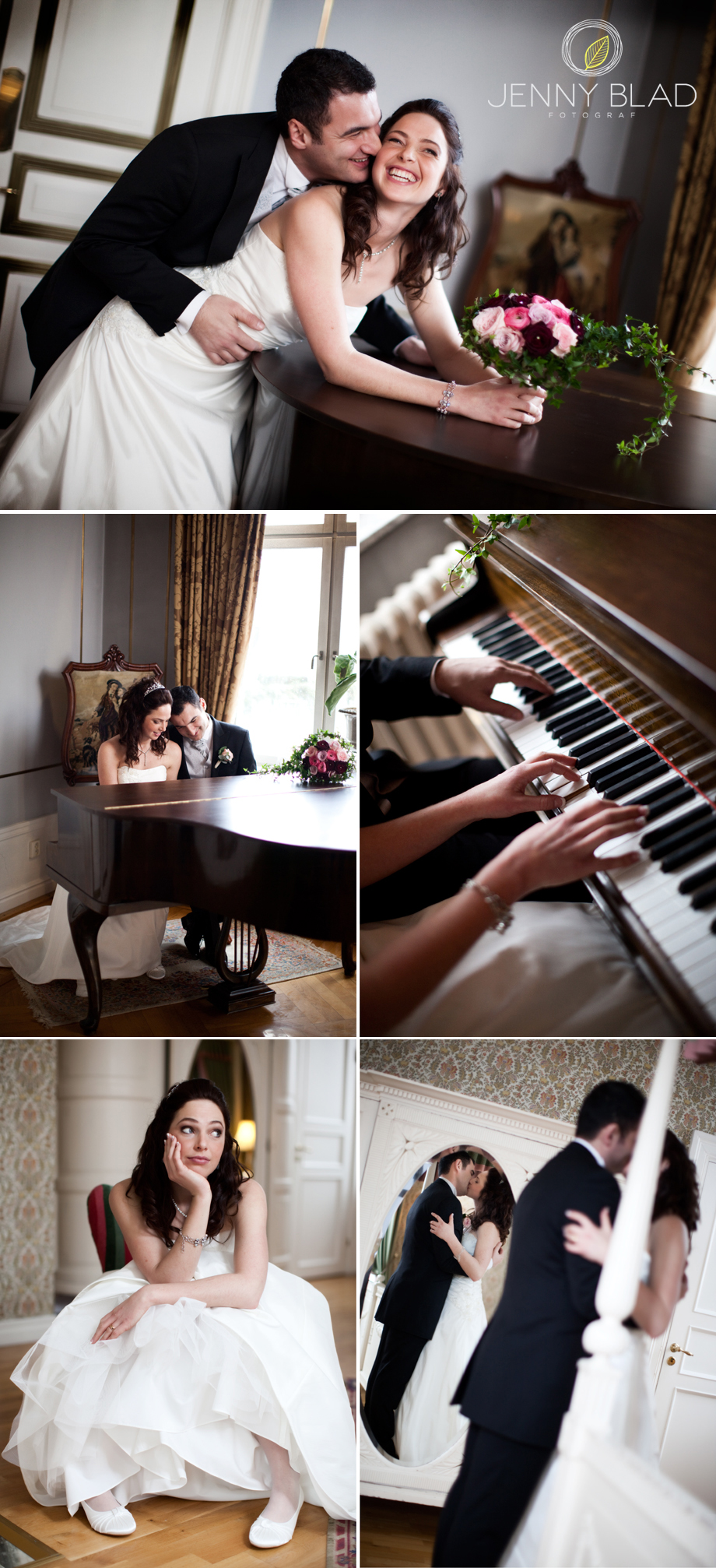 Bröllop på slottet av Jenny Blad 3