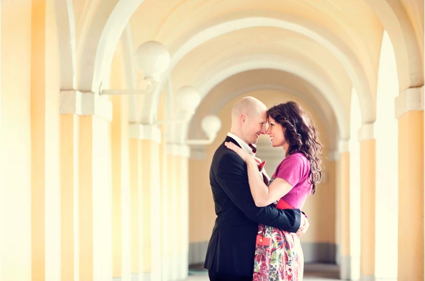 Ett vårbröllop av Jenny Blad 1