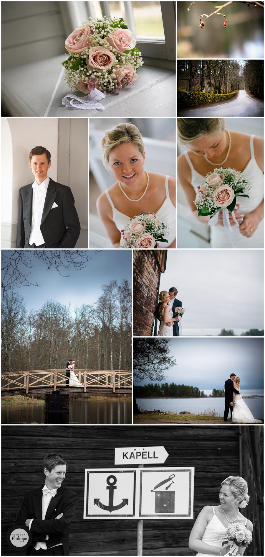 Fotograf Philippe Rendu - Bröllop på Långvinds Bruk i Hälsingland 3