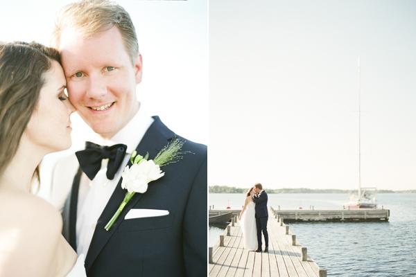 vätö kyrka och fejan i stockholms skärgård - bröllopsfotograf Alicia Swedenborg 1