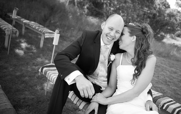 Charlotte och Thomas - Bröllop på landet - Karin Linde Don't Blink 1