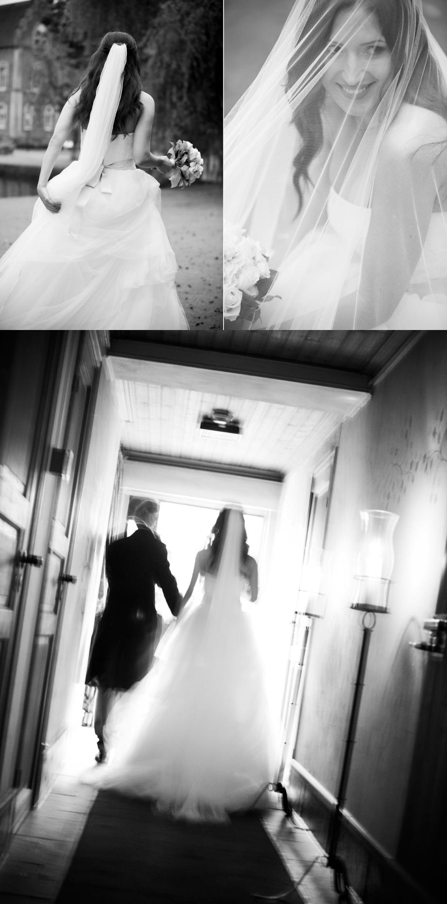 Vackert bröllop på Thorskogs slott av Jenny Blad 1