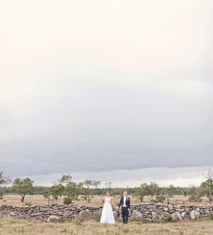 Lena Larsson - Bröllop i gråa toner på gotland 3
