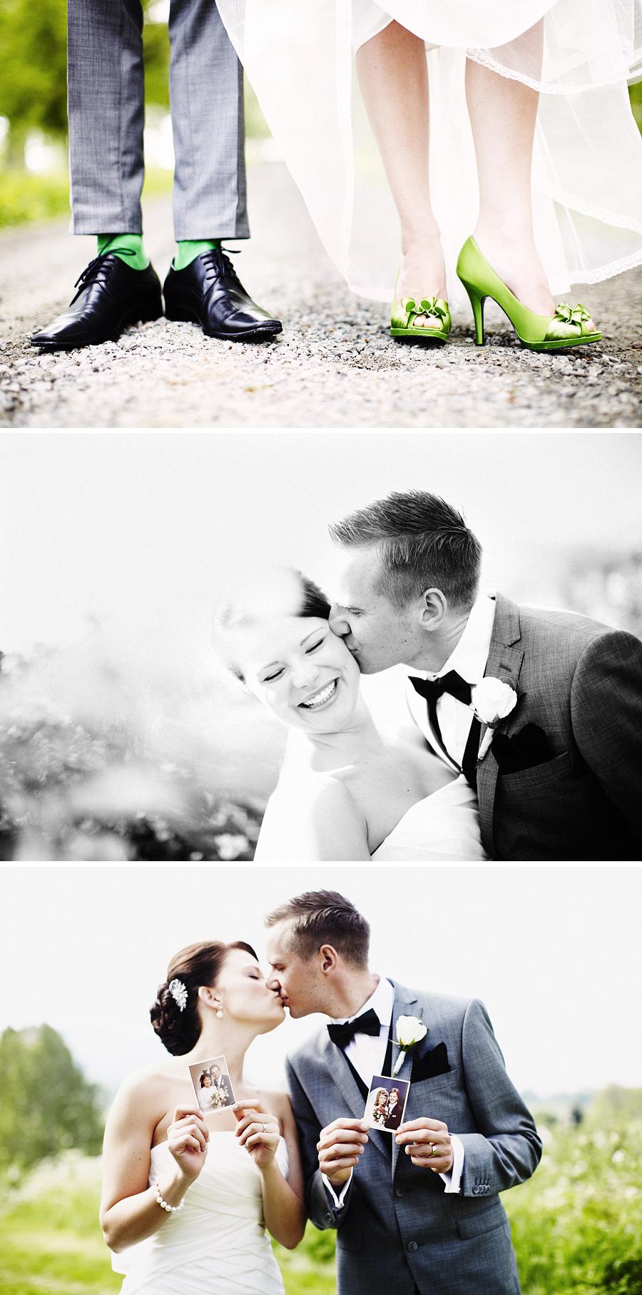 Roliga detaljer vid bröllopsfotograferingen! 1
