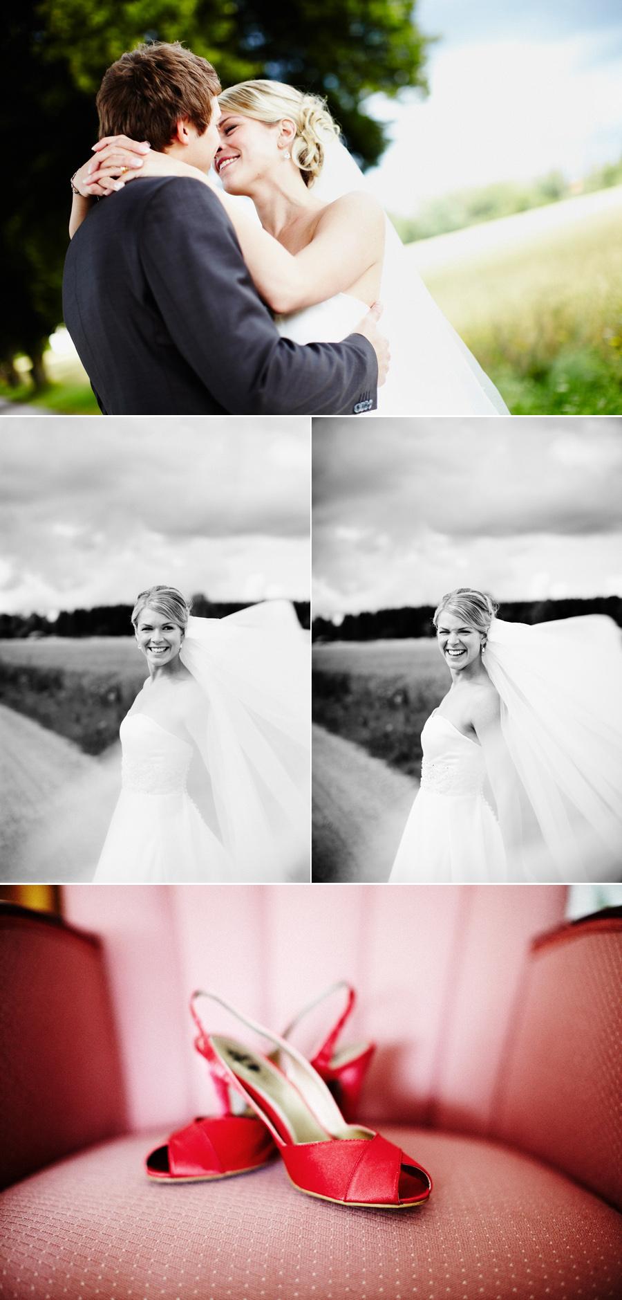 Bröllopsfotografering utanför Aneby! 1