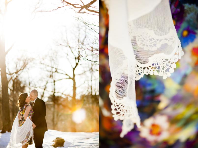 Lindísima/Linda Broström - Vinterbröllop en torsdag i februari 7
