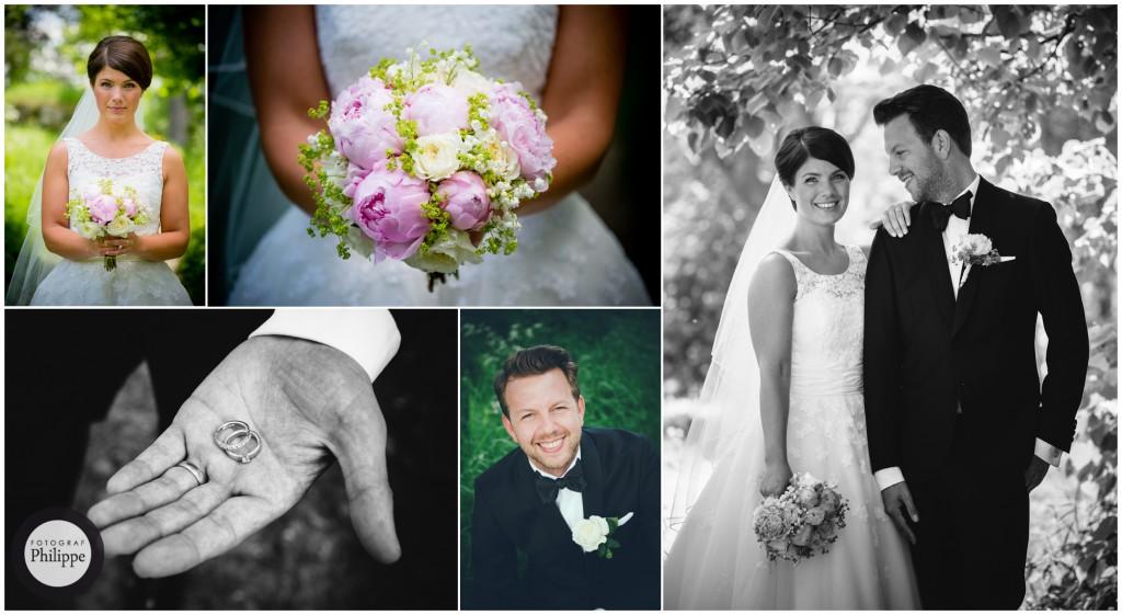 Sommarbröllop i Hälsingland; Kristin och Jonas 3