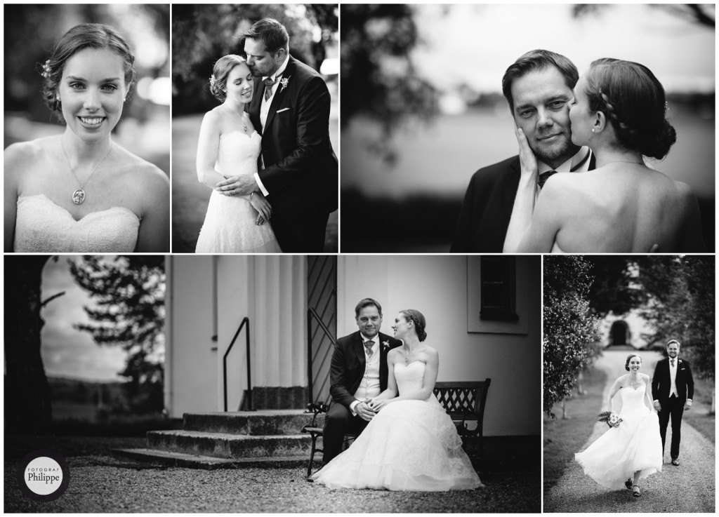 Bröllopsfotografering i Växbo, Hälsingland 7