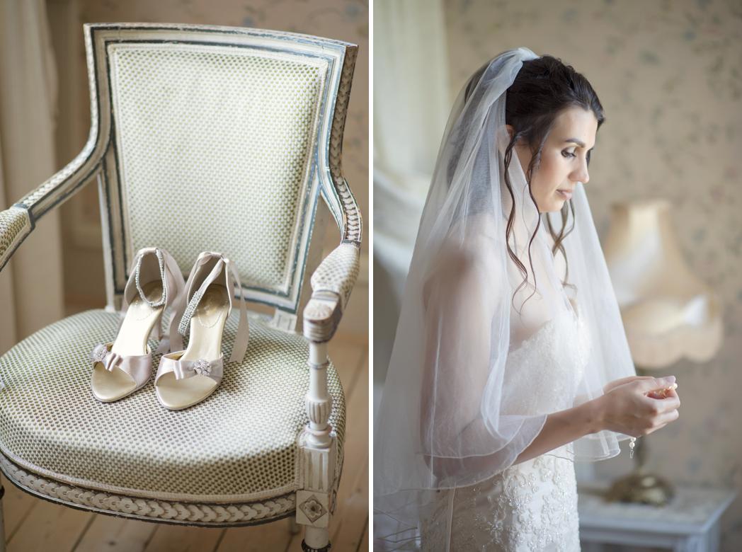 Förberedelser bröllop Kronovalls vinslott 2