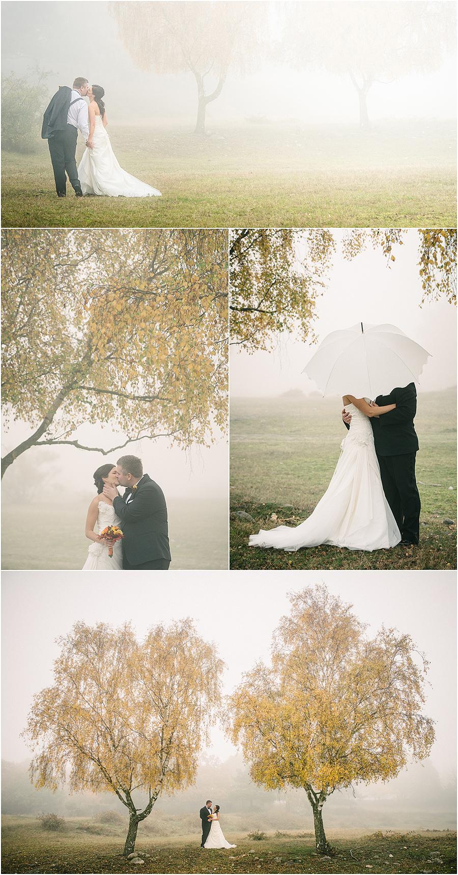 Härliga höstbröllop 1