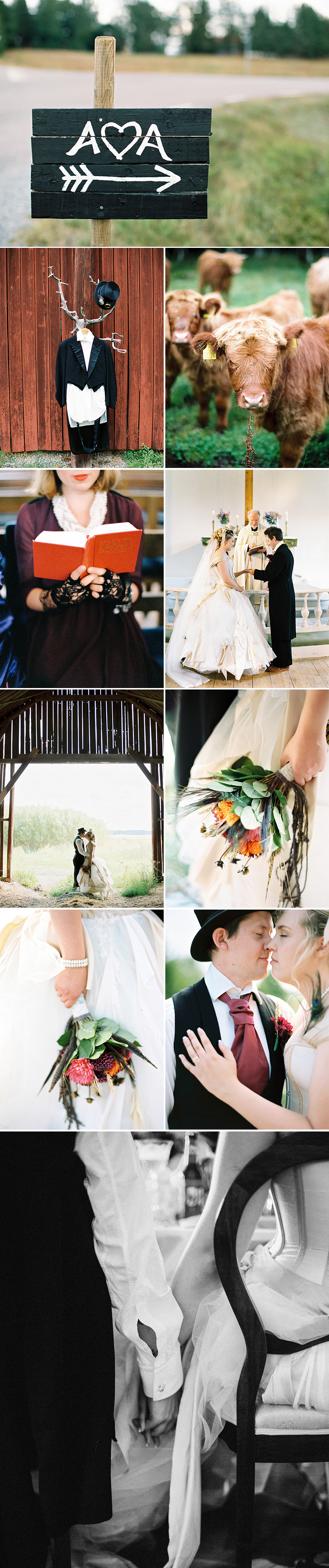 Sala bröllopsfotograf