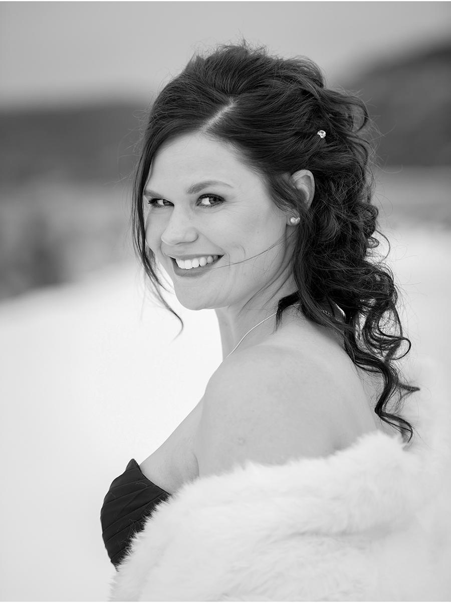 Elin + Martin Vinterbröllop i Mölle - Fotograf Anna Lauridsen, Kullafoto 11