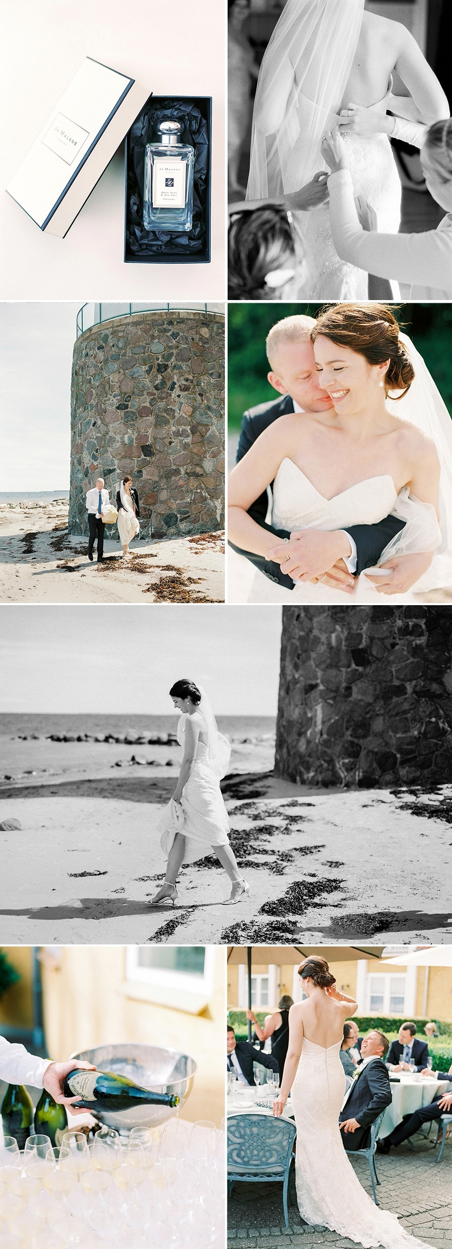2 Brides Photography Wedding Fakkelgaarden Denmark