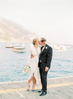 2 Brides Photography Elopement i Positano